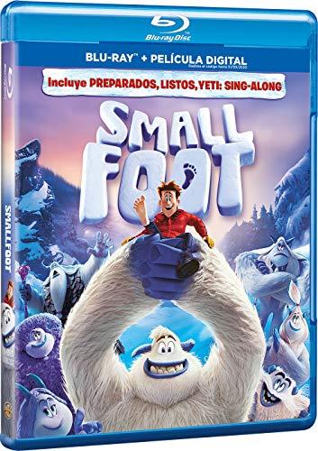 Smallfoot Blu-Ray [Blu-ray]