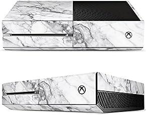 DeinDesign Microsoft Xbox One Folie Skin Sticker aus Vinyl-Folie Aufkleber Marmor Marble Marmoriert