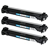 Logic-Seek 3 Toner kompatibel für Brother TN-1050 DCP-1510 1512 HL-1110 1112 R MFC-1810 1815 XXL