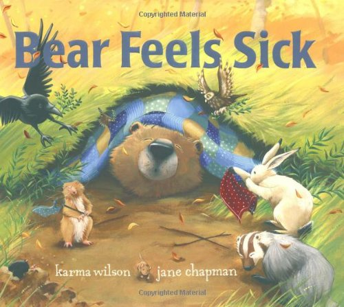 Bear Feels Sick (Bear Books)