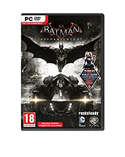Batman: Arkham Knight (PC DVD) (B00IS6S81G) | Amazon price tracker / tracking, Amazon price history charts, Amazon price watches, Amazon price drop alerts