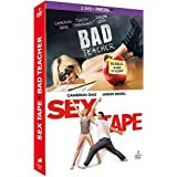 Coffret cameron diaz 2 films : sex tape ; bad teacher