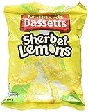 Bassett's Sherbet Lemons 200g - Zitronenbonbons