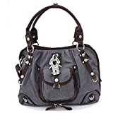 GG&L Tasche SEXY STRAPPY brown-bluegrey 650 Blau