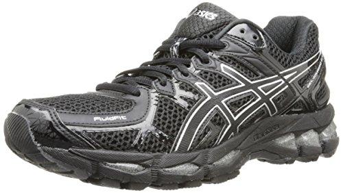 Asics da donna Gel-KAYANO 21Scarpe da corsa Onyx/Black/Silver