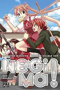 Negima ! Le Maître Magicien Edition double Tomes 15 & 16
