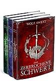 Paranaea Gesamtausgabe ( Fantasy Deutsch Kindle ) 3000 Seiten High Fantasy Deutsch