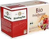 Bünting Tee Bio Früchte 20 x 2.5 g Beutel