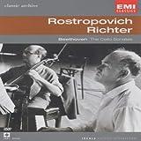 Collection Classic Archive : Mstislav Rostropovitch et Sviatoslav Richter (Beethoven - Intégrale des sonates pour violoncelle et piano)