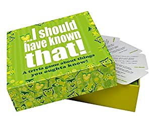 Kylskapsp Oesi KYL10102–I should have known that! Card games