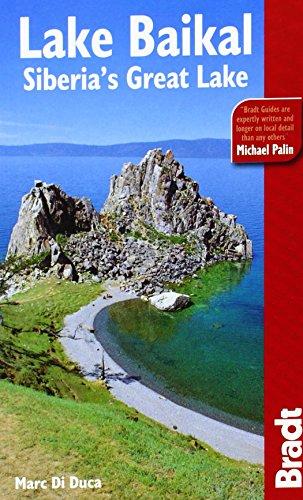 Lake Baikal: Siberia's Great Lake ([Regional] Bradt Travel Guides (Regional Guides)) por Marc Di Duca