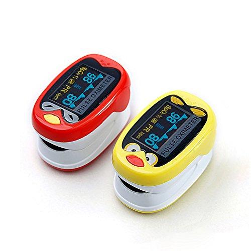 Oxímetro de pulso para niños Bureze