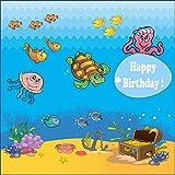 Untumble Underwater / Ocean theme birthd...