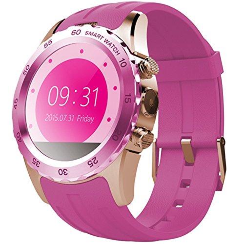 Sky® sweatproof Smart Watch per Smartphone