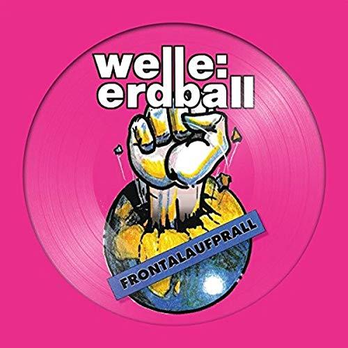 Frontalaufprall/Alles Ist Möglich (Pic.Vinyl ) [Vinyl LP]