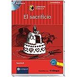 El sacrificio: Lernkrimi Hörbuch. Spanisch - Niveau A1 (Compact Lernkrimi Hörbuch)