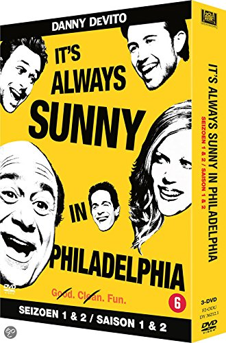It's Always Sunny in Philadelphia - Staffel 1 + 2 - Langfassung hier kaufen