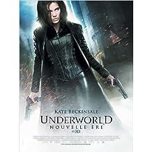 Affiche Cinéma Originale Grand Format - Underworld 4 : Nouvelle ère (format 120 x 160 cm pliée)