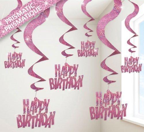 pink-glitz-swirl-decorations-pack-of-6