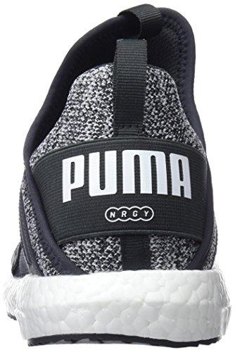 Puma Mega Nrgy Knit, Chaussures de Cross Homme Noir (Asphalt-puma Black)