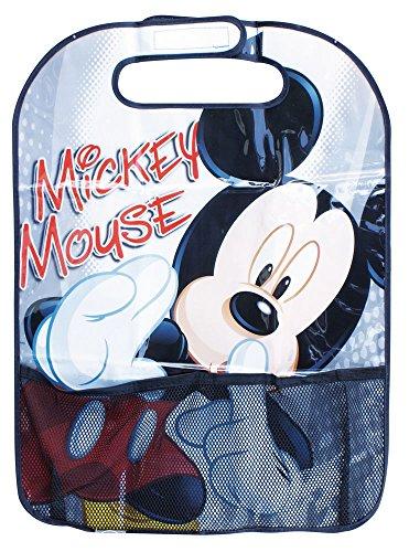 Preisvergleich Produktbild Mickey Mouse 25757 Rückenlehnenschoner mit Netz- Schont die Sitzbezüge vor Fußabdrücken