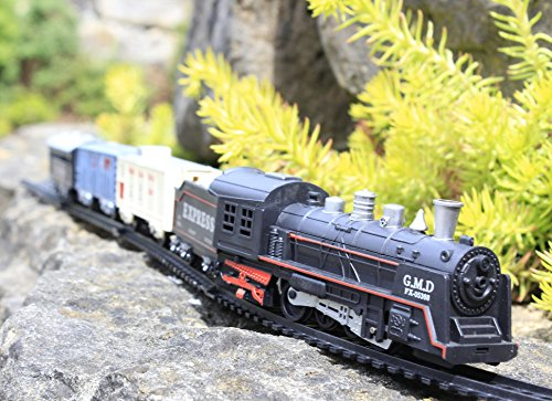 Kinder MODELLEISENBAHN Express-Lok Spur H0