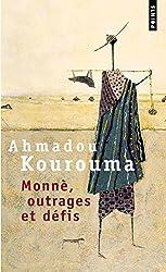 Serie Noir: Monne, Outrages Et Defis