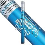 Ezee Fun Cigarette Électronique au parfum de Boisson énergétique | Sans Nicotine ni Tabac | E-Cigarette Jetable | 1 ml d'e-liquide avec jusqu'à 400 bouffées | Paquet de 2