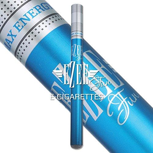 Ezee Go E Zigarette | Energy Drink Geschmack | Nikotinfrei vape pen | Elektronische Verdampfer einweg | e Shisha | 2 Stück