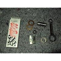 Kit Biella completo Hot Rods cromado para Kawasaki KX 125 Año ...
