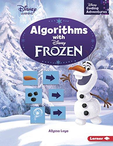 Algorithms with Disney Frozen (Disney Coding Adventures)