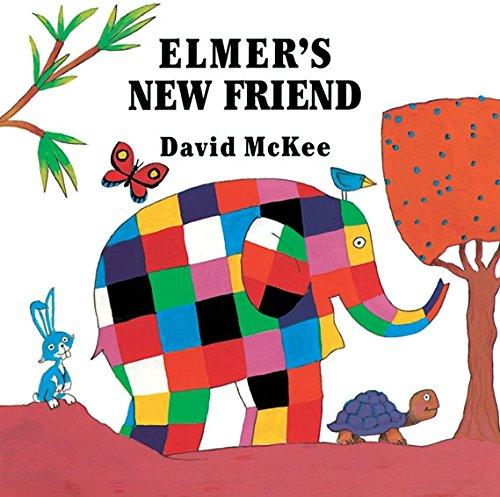 Elmer's New Friend (Elmer Picture Books) por David McKee