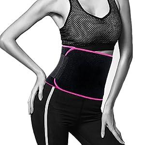 Ruiying Rückenbandage – Rücken-Gurt zur Stützung der Lendenwirbel für die perfekte Haltung – Rückenstütze für Damen und Herren – S/L