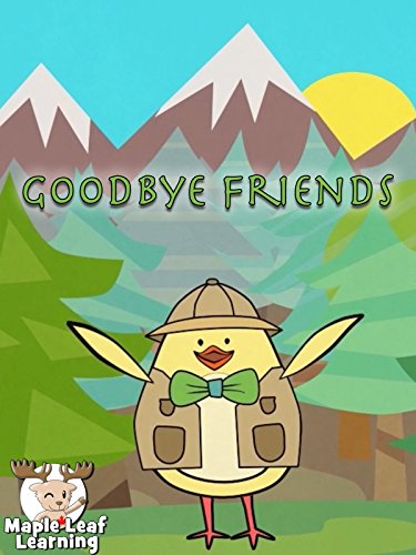 Goodbye Friends Cover