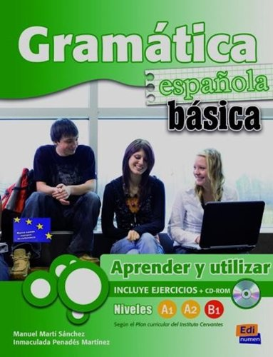 Gramática española básica + ELEteca Access par Manuel Martí Sánchez