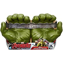 Marvel Avengers - Puños de Hulk (Hasbro B0447EU4)