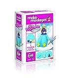 Dujardin DUJ39014 - Loisirs Créatifs - Mako Moulage - Ma Princesse Des Neiges