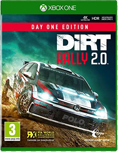 Codemasters - DiRT Rally 2.0 Day One