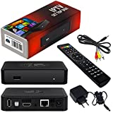 Original HB-DIGITAL MAG 254 IPTV SET TOP BOX Streamer Multimedia