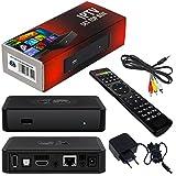 Original HB-DIGITAL MAG 254 IPTV SET TOP BOX Streamer Multimedia