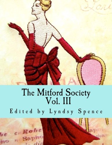 The Mitford Society: Vol. III: Volume 3