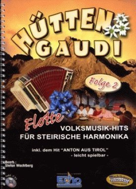 Huettengaudi 2 - Flotte Volksmusik Hits. Handharmonika