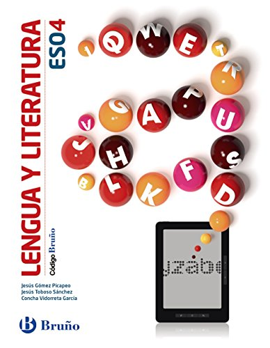 Código Bruño Lengua y Literatura 4 ESO