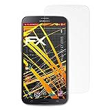 atFolix Folie für Samsung Galaxy Mega 6.3 (GT-i9205) Displayschutzfolie - 3 x FX-Antireflex-HD hochauflösende entspiegelnde Schutzfolie