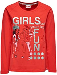 Lego Wear Girl Friends Tallys 104-T-Shirt L/S, Hauts à Manches Longues Fille