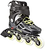 Rollerblade Patines Twister 80 le Antracita/Lima 230