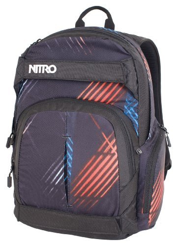 Nitro Snowboards 1121877470 Drifter - Mochila shadow play Talla:46 cm