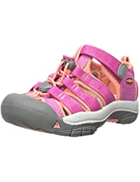 Keen Newport H2 Children very berry/fusion coral