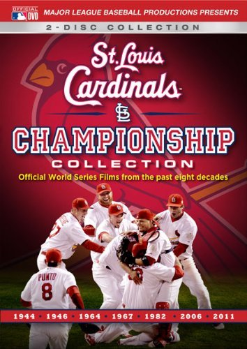 St. Louis Cardinals Championship Collection [DVD] Louis Cardinals Video