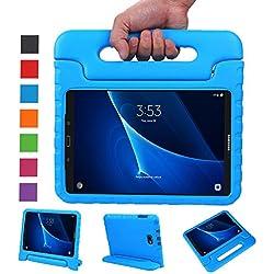 BELLESTYLE Samsung Galaxy Tab A 10.1 Funda- Protector de peso ligero a prueba de golpes Estuche para niños para Samsung Galaxy Tab A 10.1 pulgadas